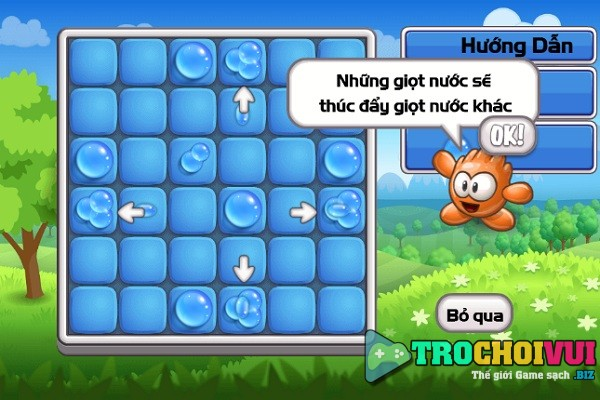 game Pha vo giot nuoc hinh anh 1