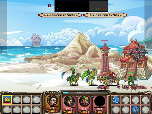 game Tam quoc chi dan tran hay nhat