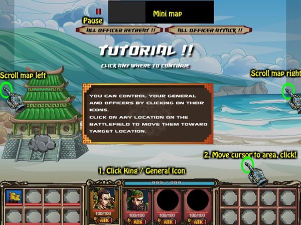 game Tam quoc chi dan tran online offline