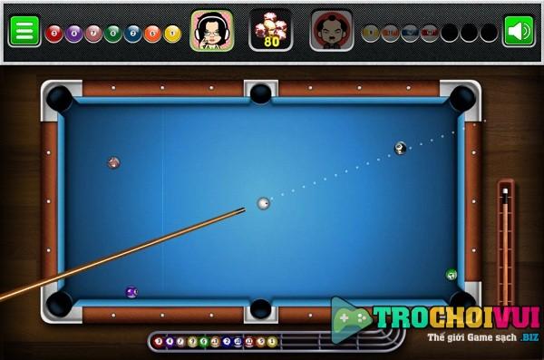 game Thi dau Bi a hinh anh 2