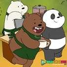 Chúng tôi đơn giản là gấu bán cà phê