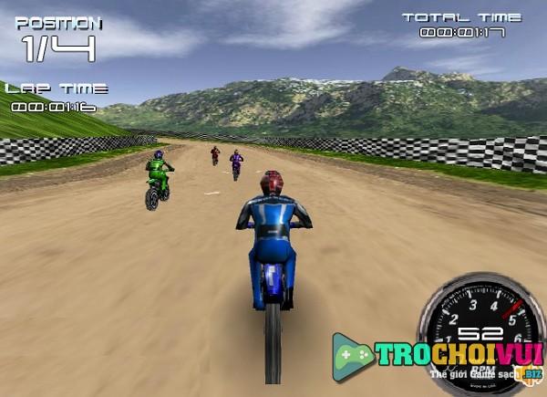 game Dua xe moto dia hinh anh 1