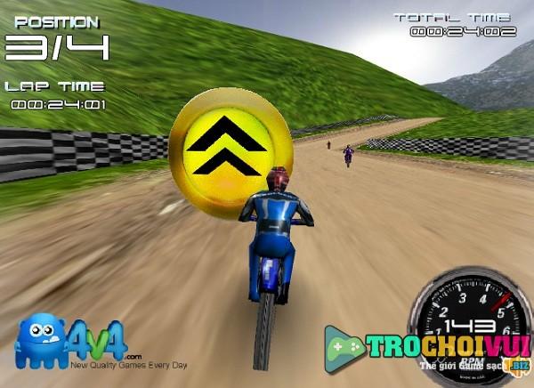 game Dua xe moto dia hinh anh 2