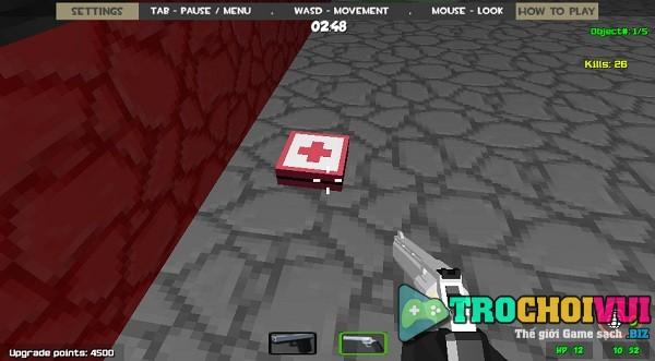 game Minecraft ban sung zombie