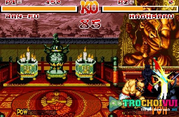 game Samurai Shodown hinh anh 2