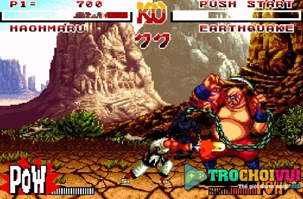 game Samurai Shodown hinh anh 4