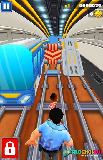game Subway Surfers 3 online