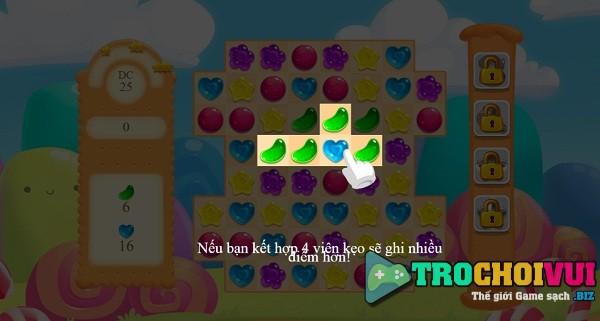 game Xep keo ngot 5 hinh anh 1