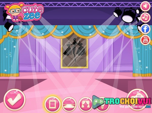 game Barbie Fashion Show hinh anh 2