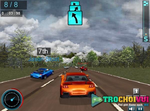 game Dua xe oto 3D phan 3 hinh anh 1