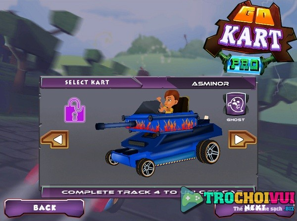 game Go Kart Pro hinh anh 3