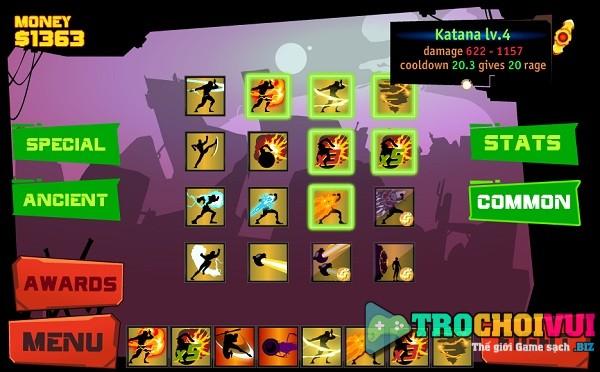 game Kiem vu vo song