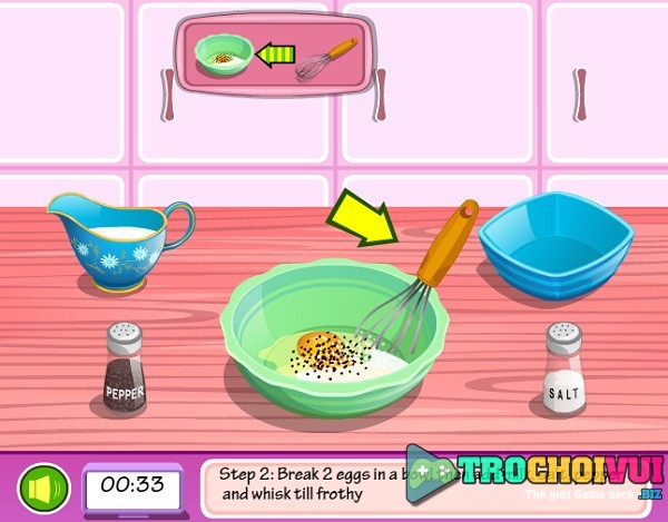 game Lam trung chien cuon