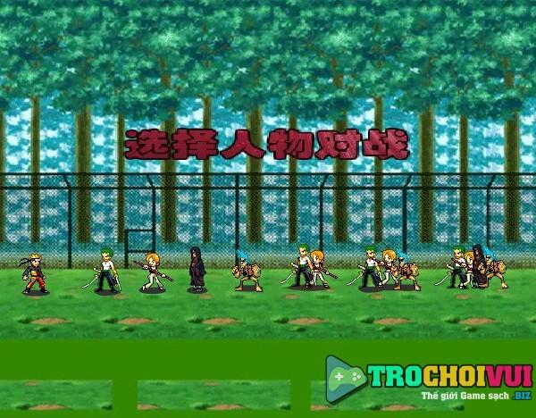 game Naruto luyen vo hinh anh 1