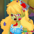 Alice biến thành zombie