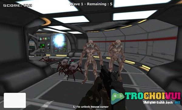 game Ban quai vat 3D hinh anh 2