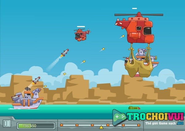 game Chien ham cuoi cung hinh anh 2