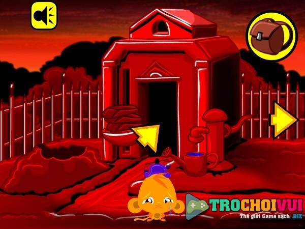 game Chu khi buon Halloween 2018 hinh anh 2