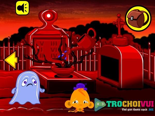 game Chu khi buon Halloween 2018 hinh anh 3