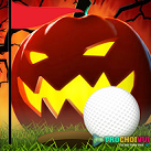 Đánh golf mini halloween