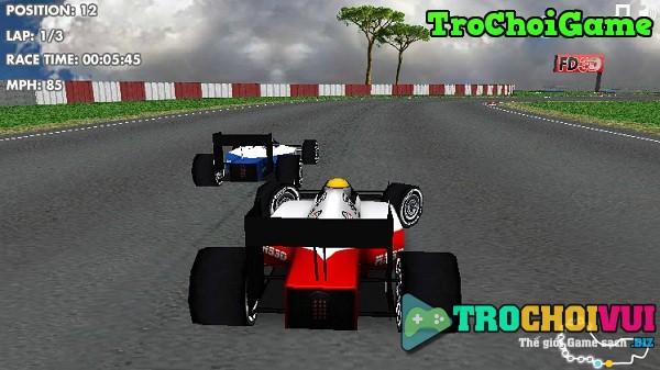 game Dua xe F1 3D hinh anh 1