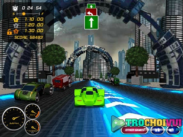 game Dua xe toc do cao cho pc