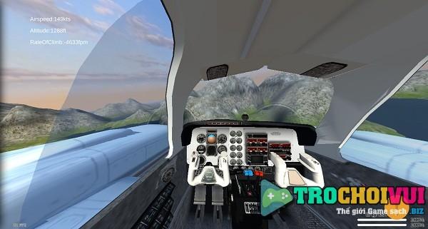 game Lai may bay 3D online offline