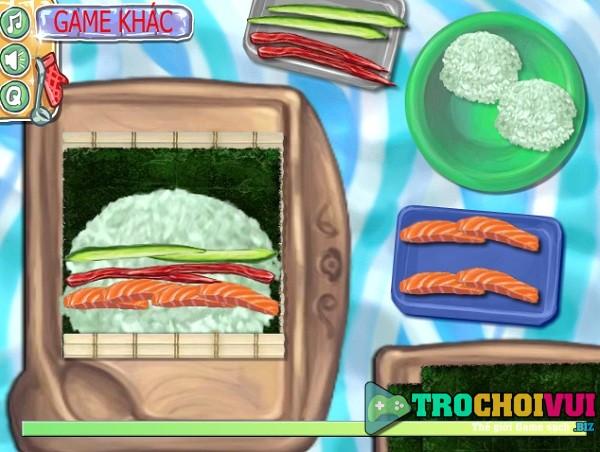game Lam sushi Nhat Ban hinh anh 4