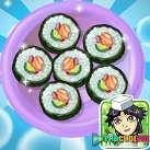 Làm sushi Nhật Bản