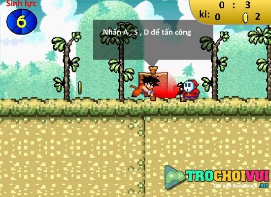 game Ngoc rong trai dat hinh anh 2
