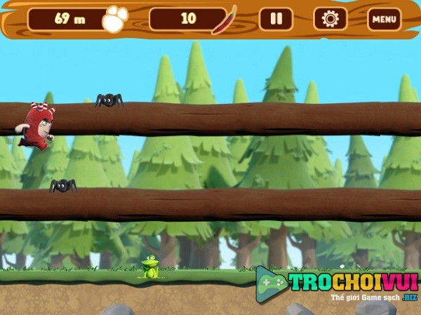 game Oddbods chay di Fuse hinh anh 2