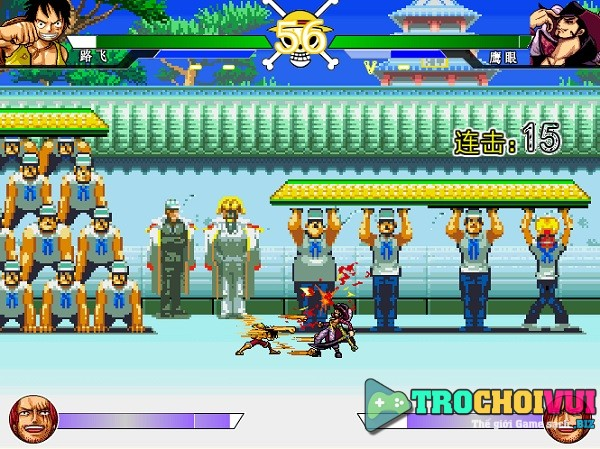 game One piece tran chien cuoi cung hinh anh 2