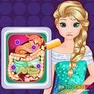 Phẫu thuật bụng cho Elsa