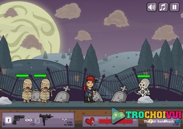 game Sat thu halloween hinh anh 2