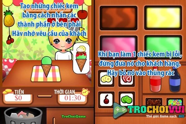 game Tiem kem tinh yeu hinh anh 1