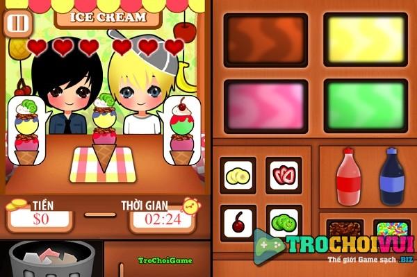 game Tiem kem tinh yeu hinh anh 3