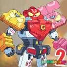 3 anh em siêu nhân Gumball 2
