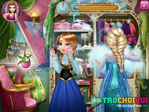 game Choc pha Anna hinh anh 1
