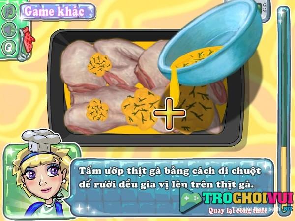 game Ga nuong BBQ hinh anh 3