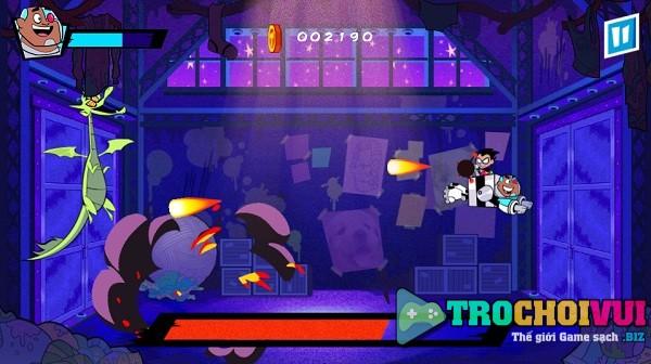 game Giai cuu biet doi thieu nien Titan rescue of titans
