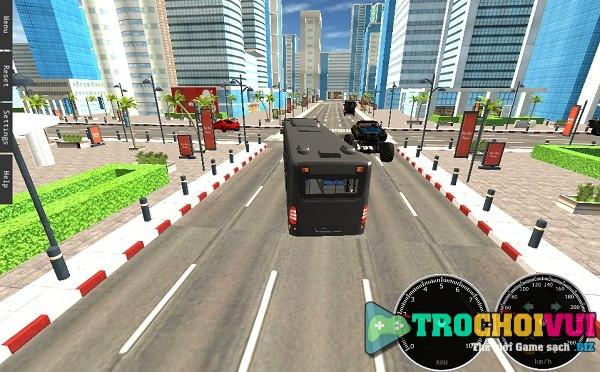 game Lai xe mo phong mien phi 24h y8