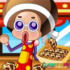 Làm bánh bạch tuộc Takoyaki