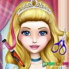 Làm tóc cho công chúa lọ lem