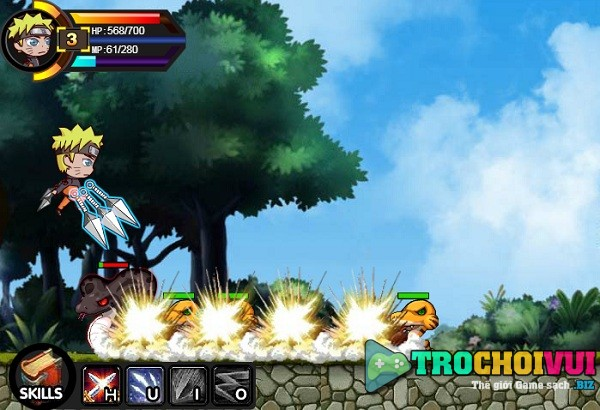 game Naruto phieu luu hinh anh 3