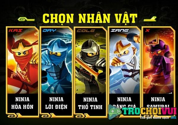 game Ninjago loc xoay 2 hinh anh 2