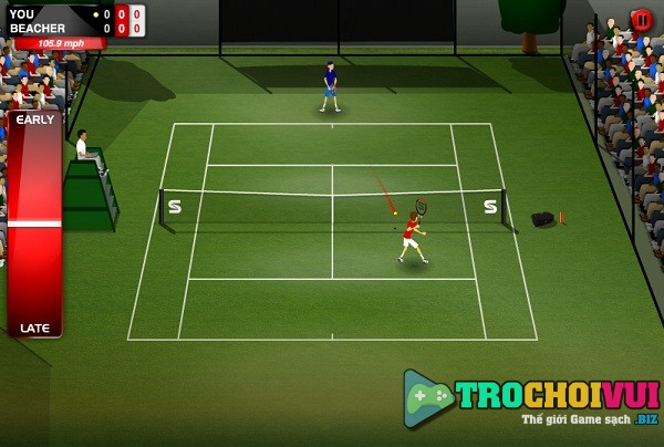 game Stick Tennis hinh anh 3