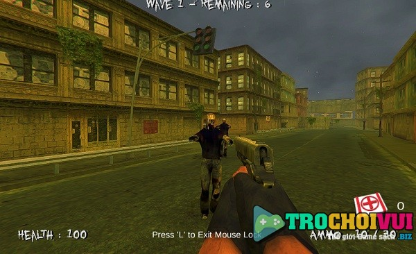 game Thanh pho zombie 3 hinh anh 3