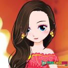 Thời trang công chúa Ấn Độ