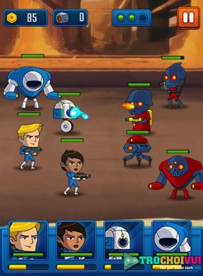 game Biet doi sieu robot hinh anh 1
