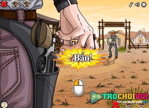 game Cao boi ban sung hinh anh 3